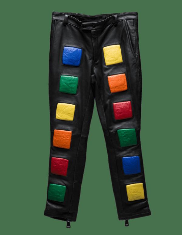 Rubik's Cube Pant