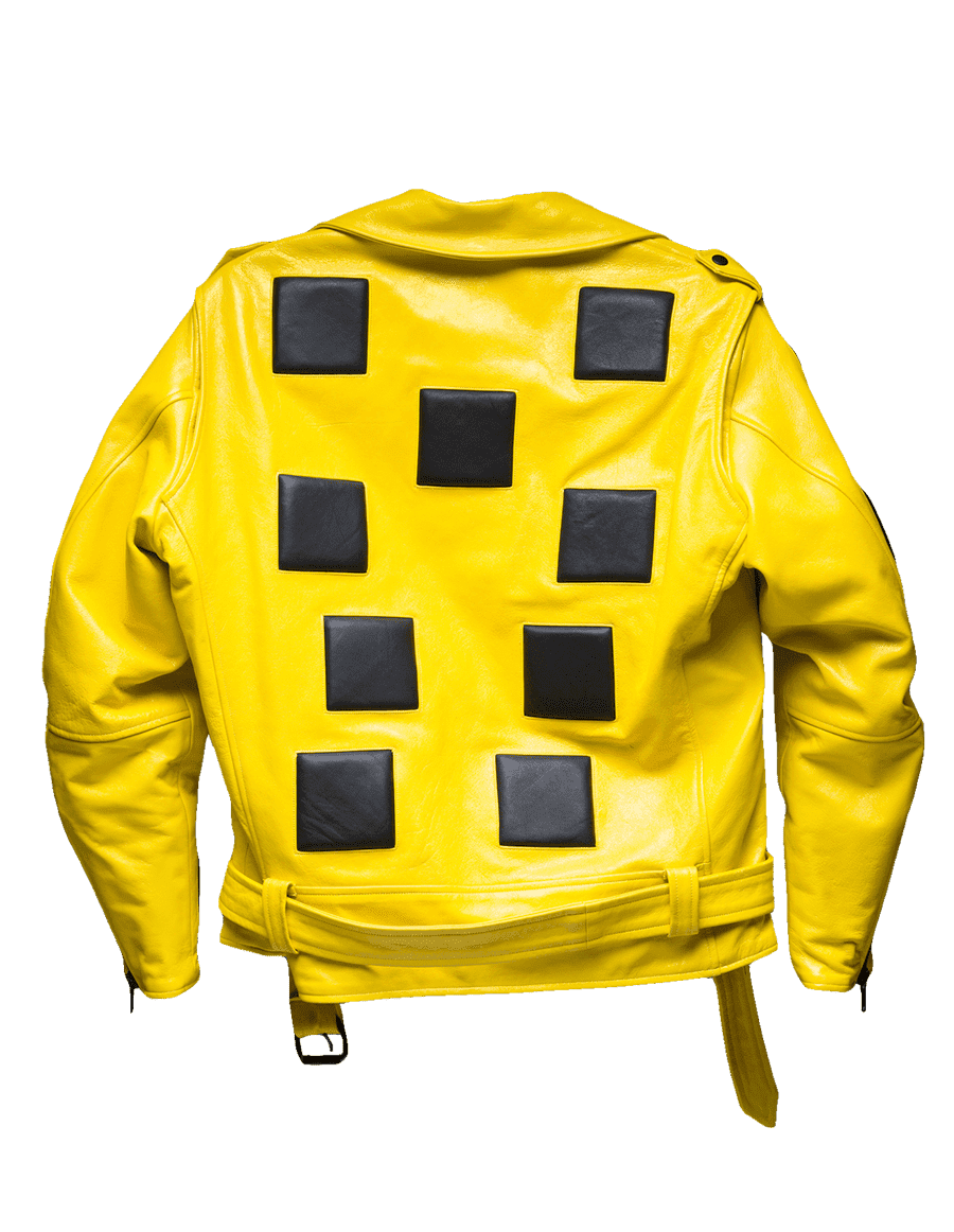 Bumble Bee Moto Jacket