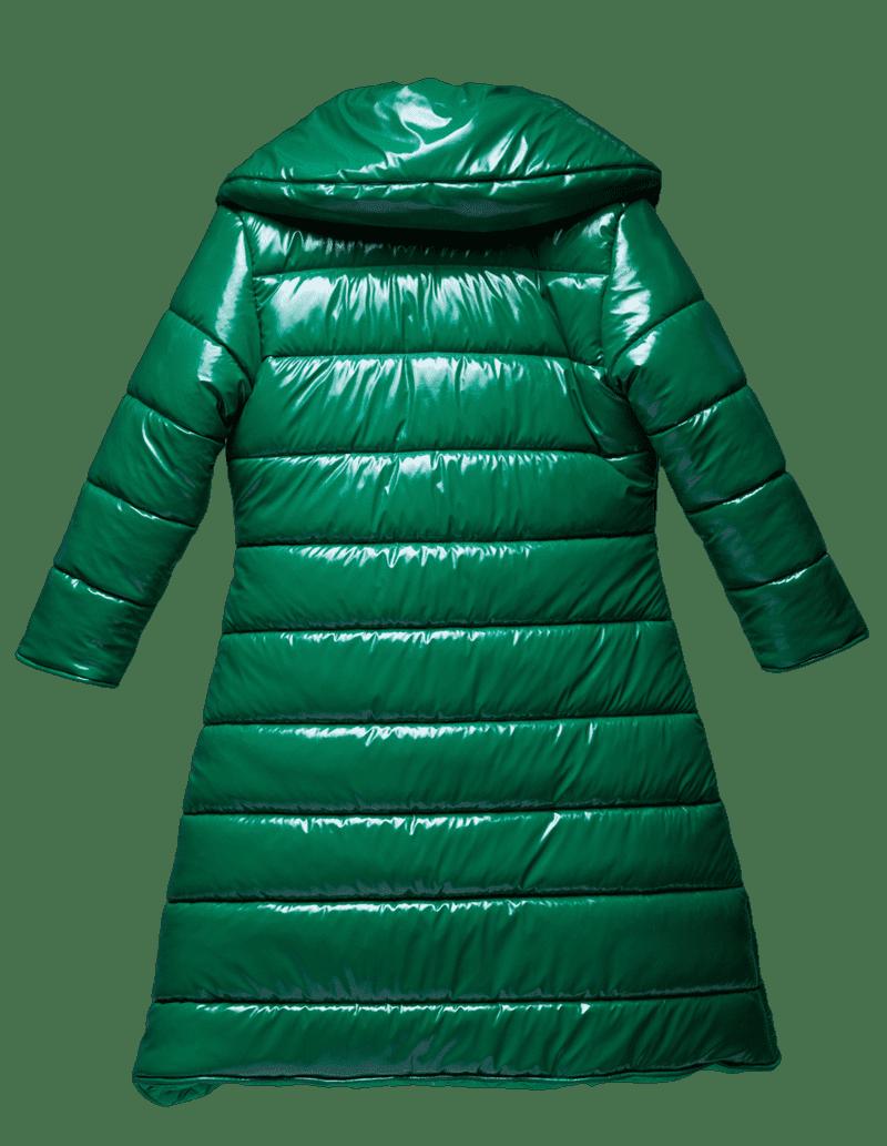 Big Ass Green Coat