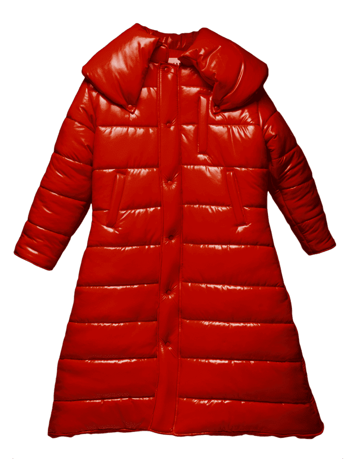 Big Ass Red Coat