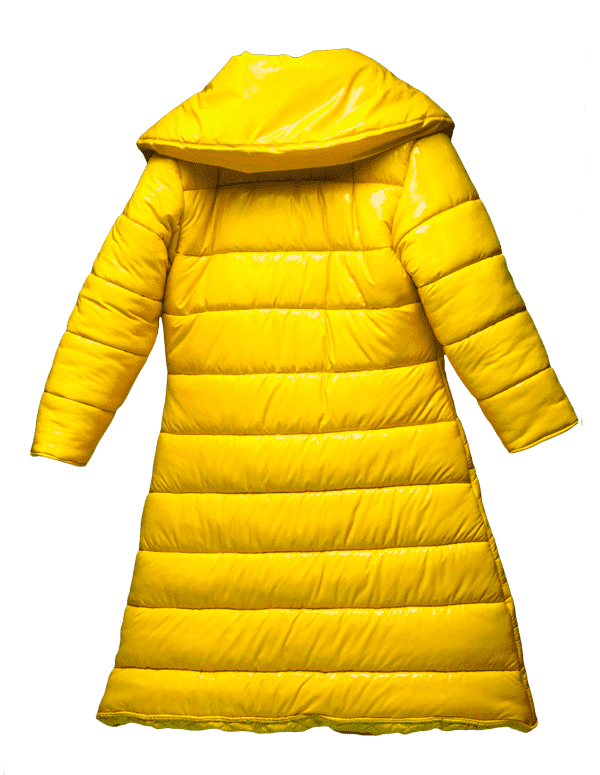 Big Ass Yellow Coat