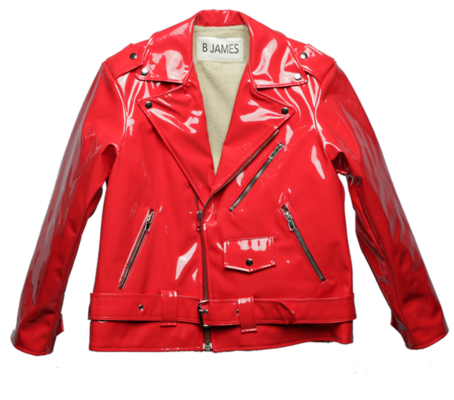 HOLLYWOOD BOY MOTO JACKET