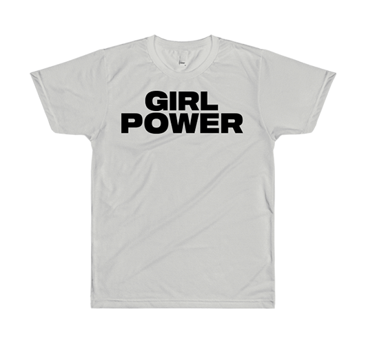Girl Power Bold Tee