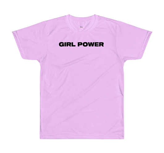 Girl Power Basic Tee