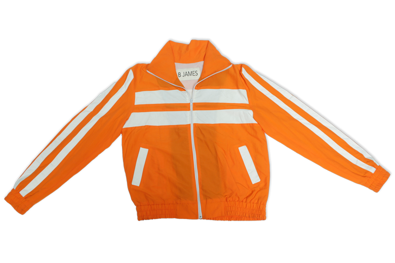 "Orange ""Elevation Loading"" Tracksuit"