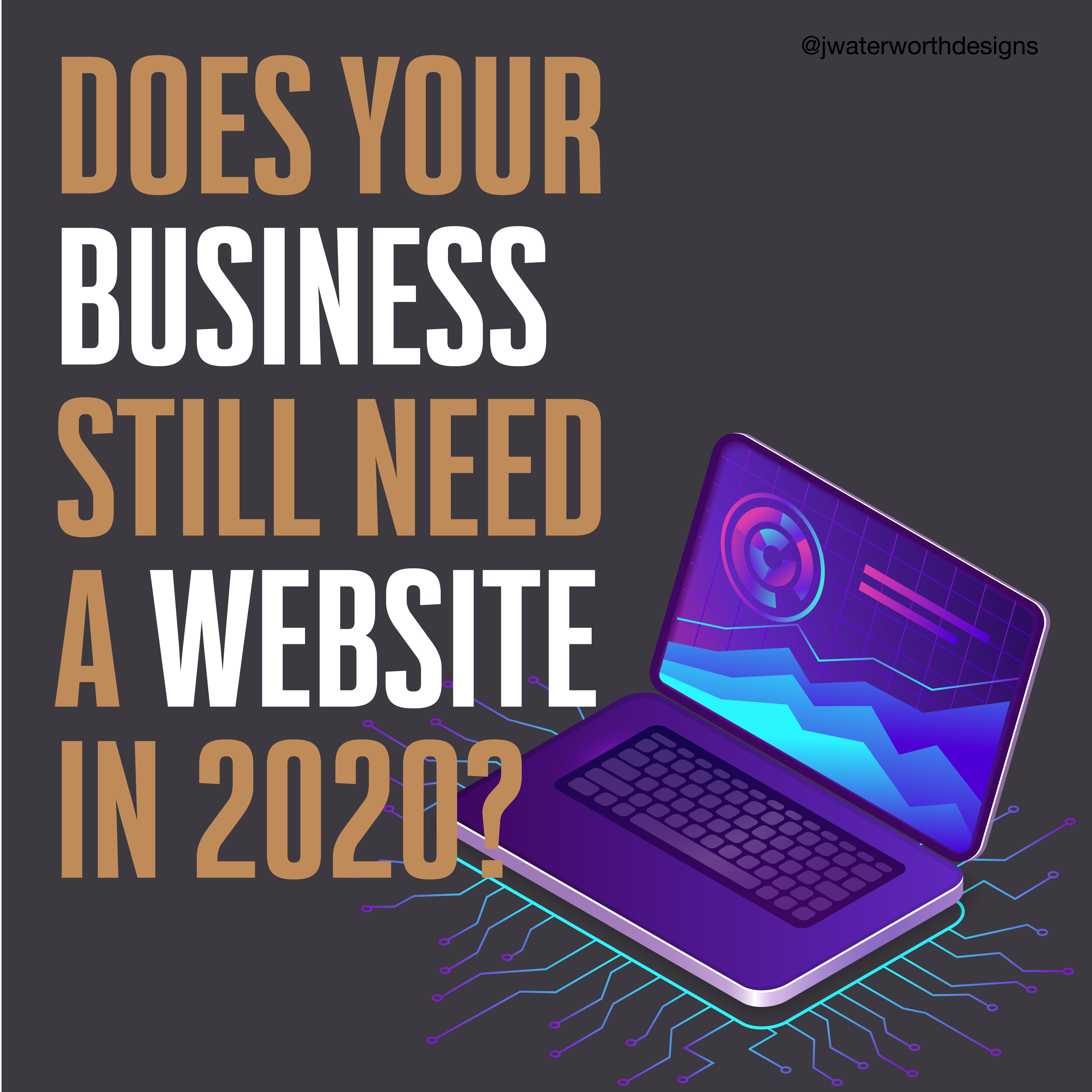Does your Small Business still need a website in 2020?