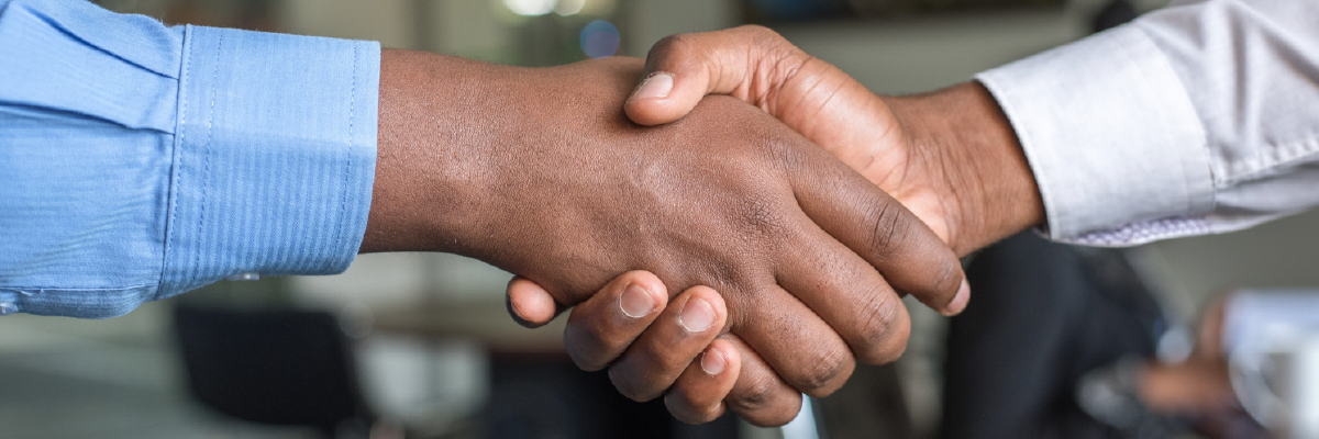 Handshaking for tradies