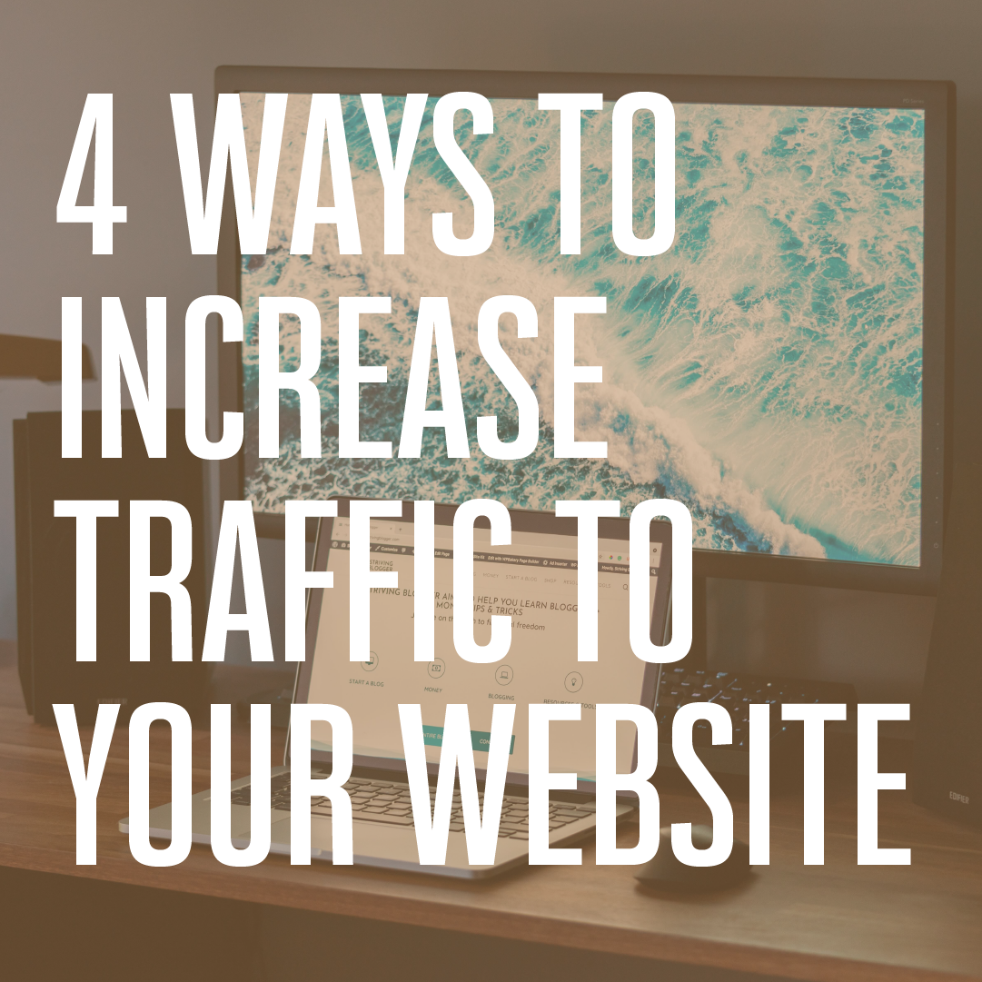 4 Ways to increase traffic to your tradie website