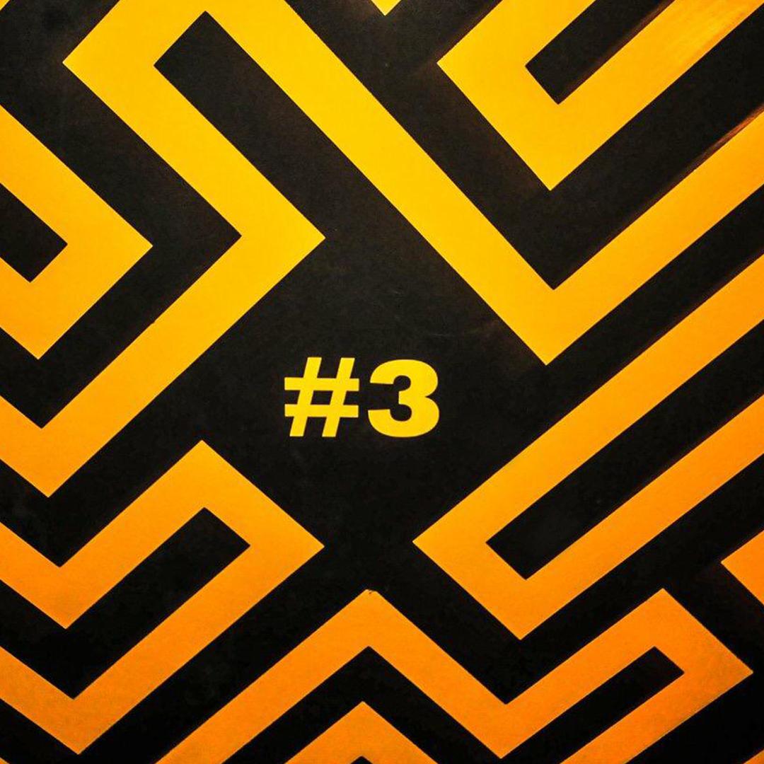detalhe da obra Labirinto Alberta #3