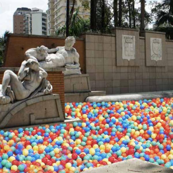 projeto de intervenção urbana nas fontes e chafarizes de Guilherme Palmerio