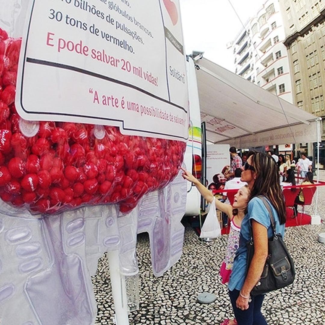 intervenção Bolsa de carinho em Cuiaba