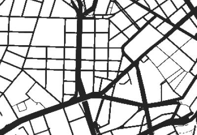 icone intervenção urbana mapa Sao Paulo