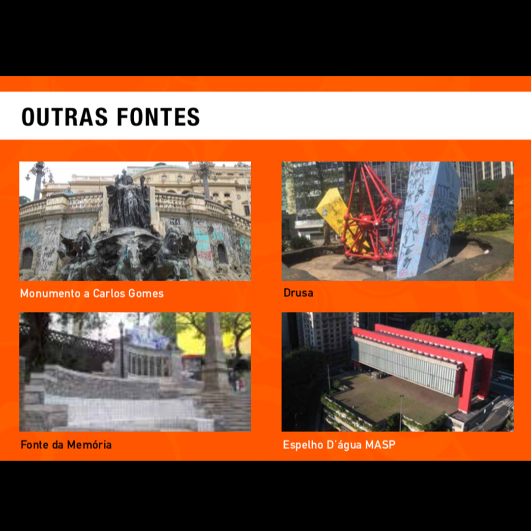 projeto de intervenção urbana Fontes - Guilherme Palmerio