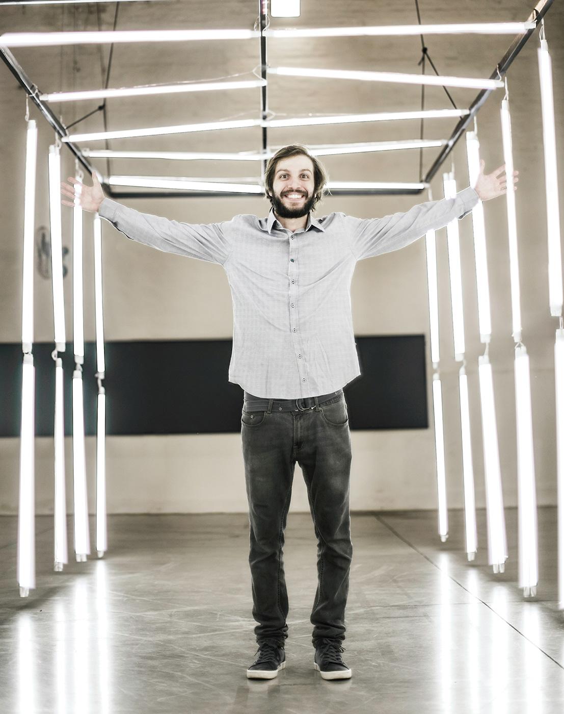 Guilherme Palmerio, artista visual