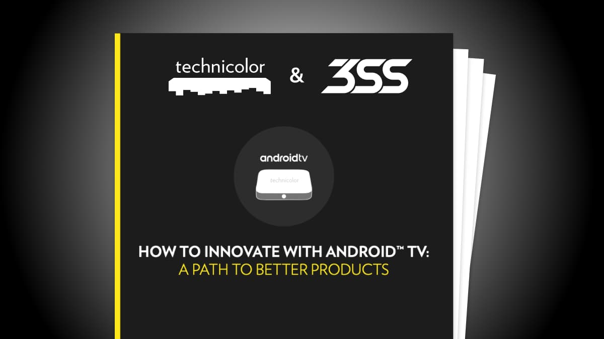 How To Innovate With Android TV