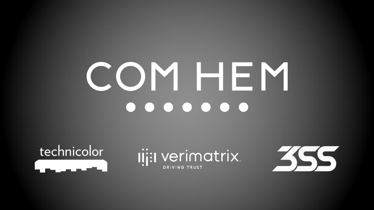 Deploying Com Hem Tv Hub - A webinar masterclass