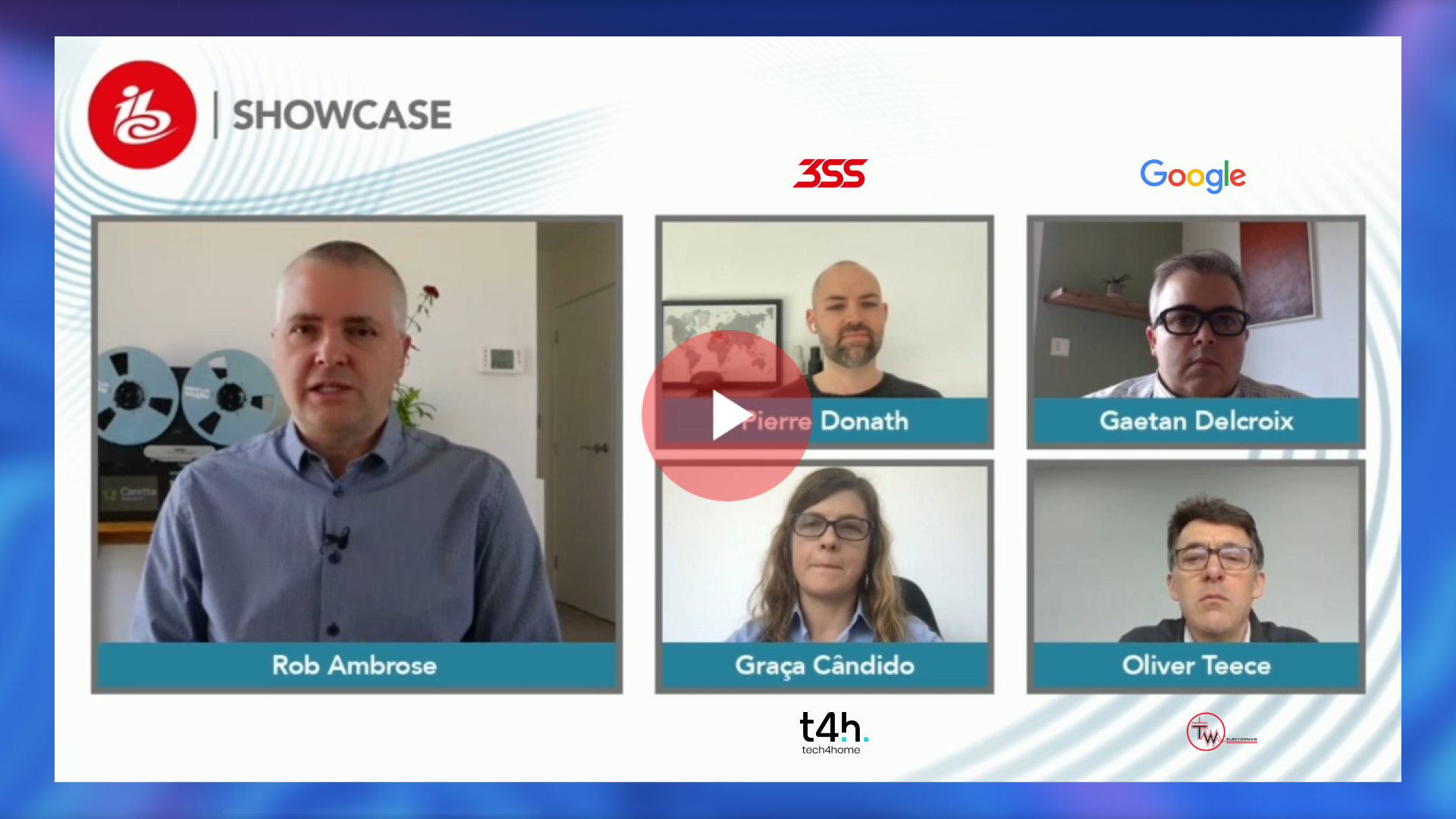 IBC Webinar: The Future of Remote Control UX on Android Tv is Here - Ready to Scale