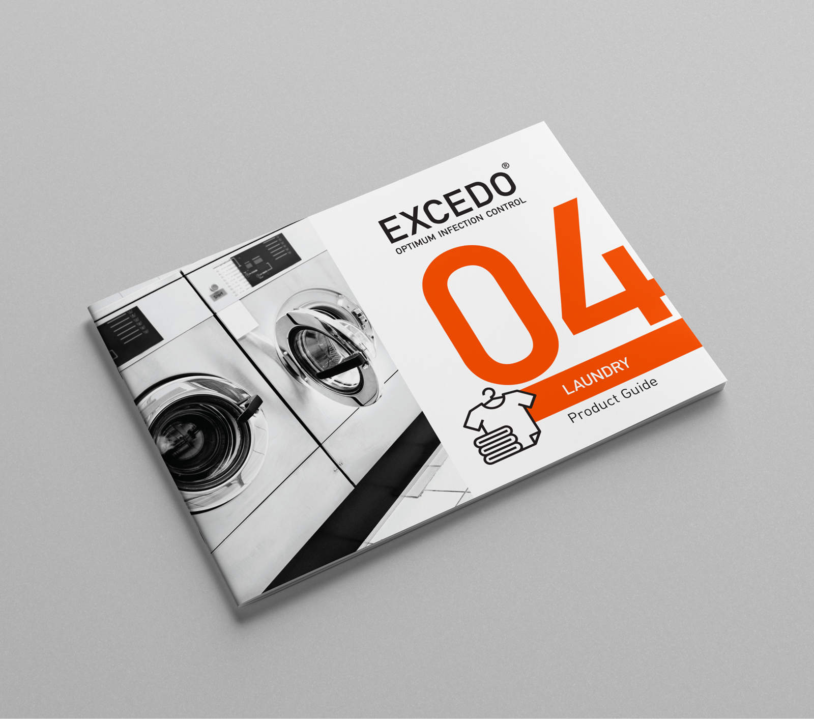 healthcare consumable branding and brochure design