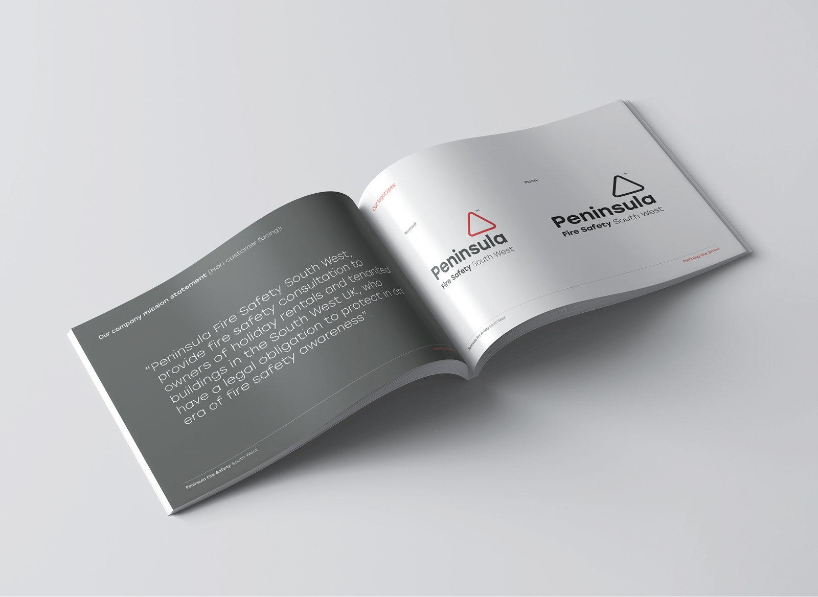 style guide brand design