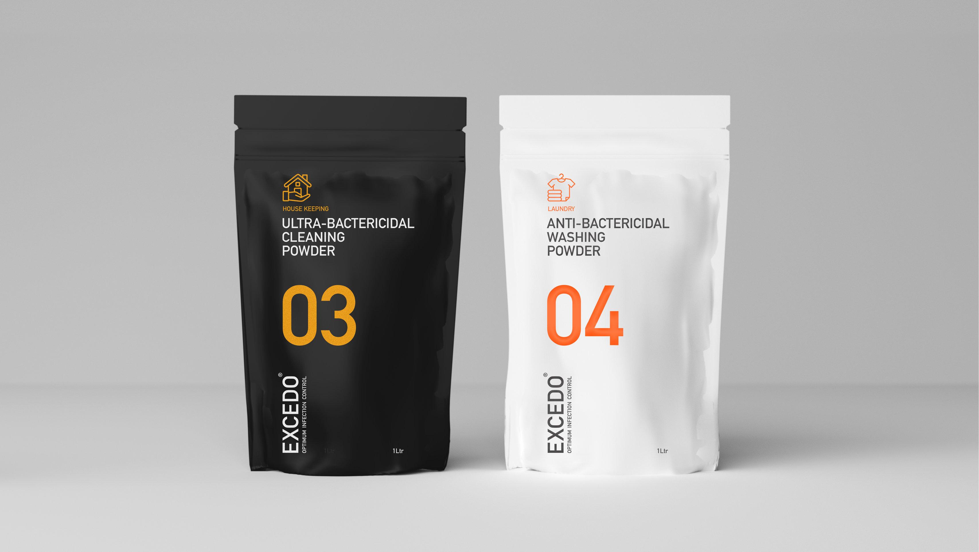 brand design for healthcare consumables organisation