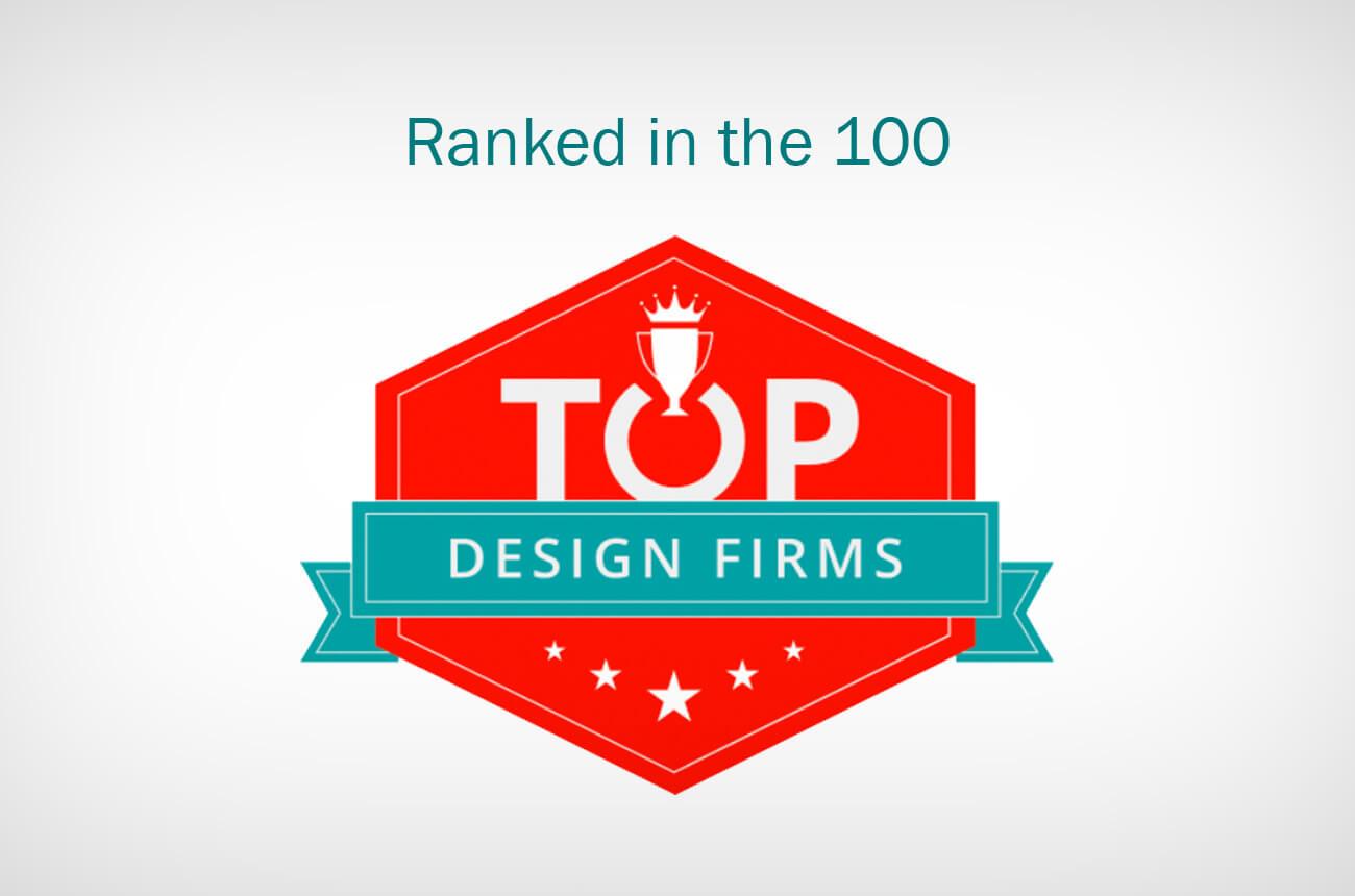 Ranked among the global top 100 print designers.