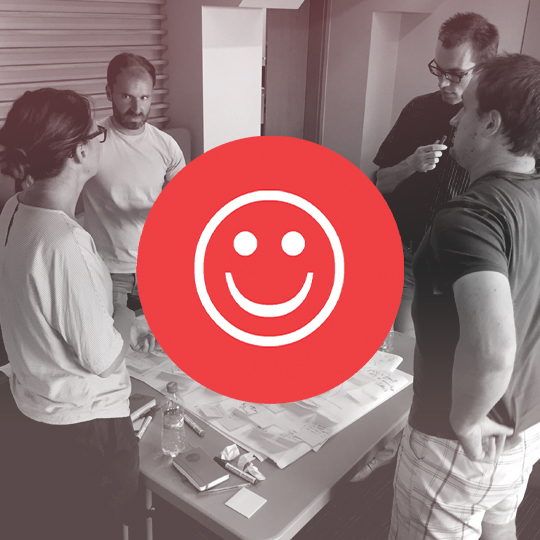 Workshop Positive Focus