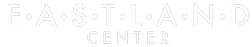 Eastland Center white logo