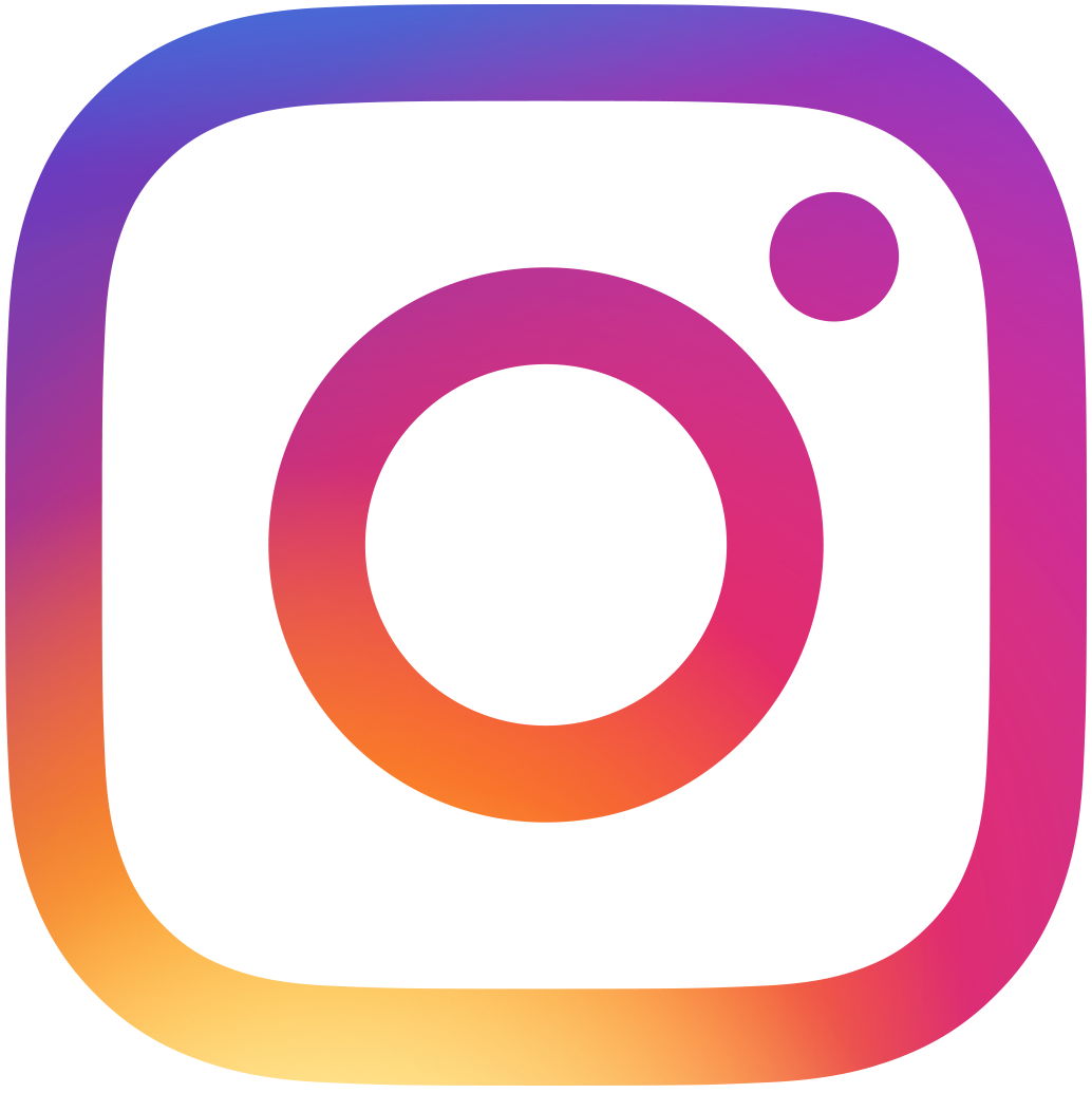 multicolored instagram camera icon