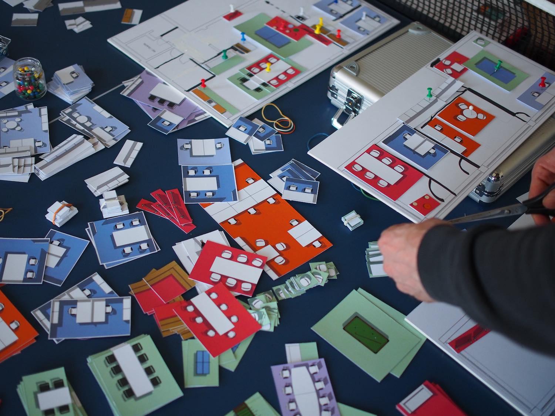 Workspace Design: einen Prototypen entwickeln