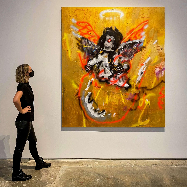 Robert Nava at Vito Schnabel Gallery 2021