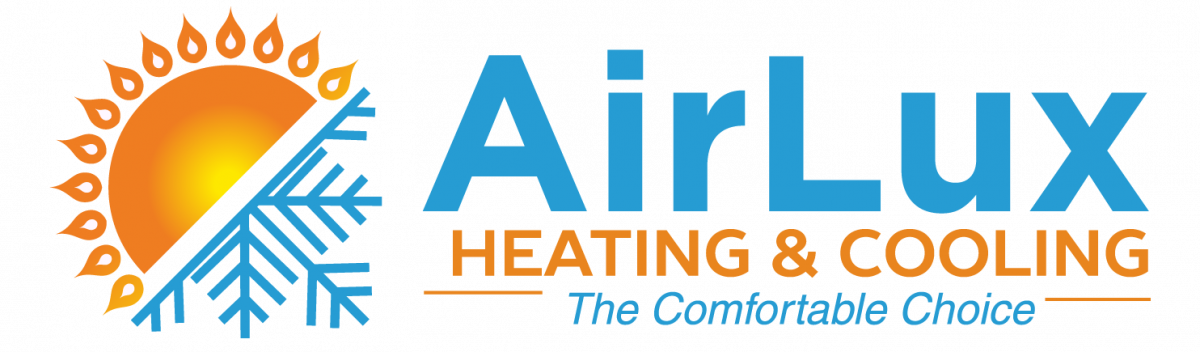 AirLux Heating & Cooling Logo