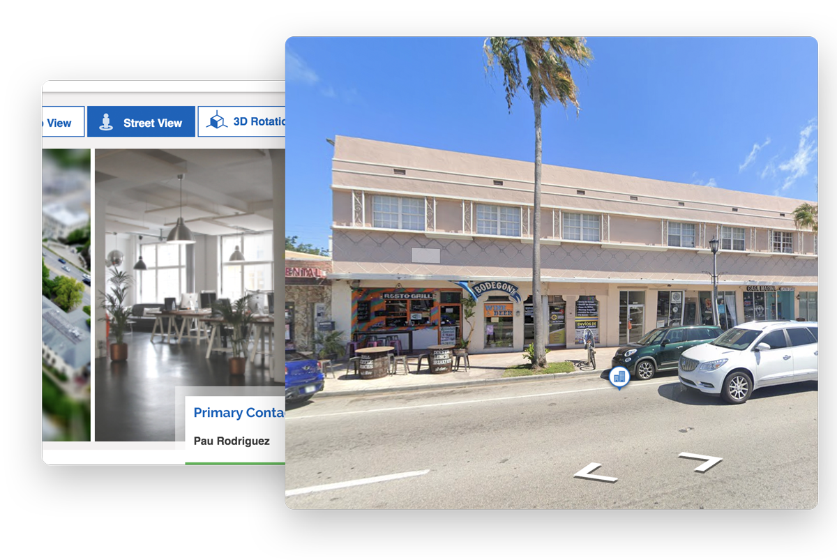 GIS Planning Properties Street View
