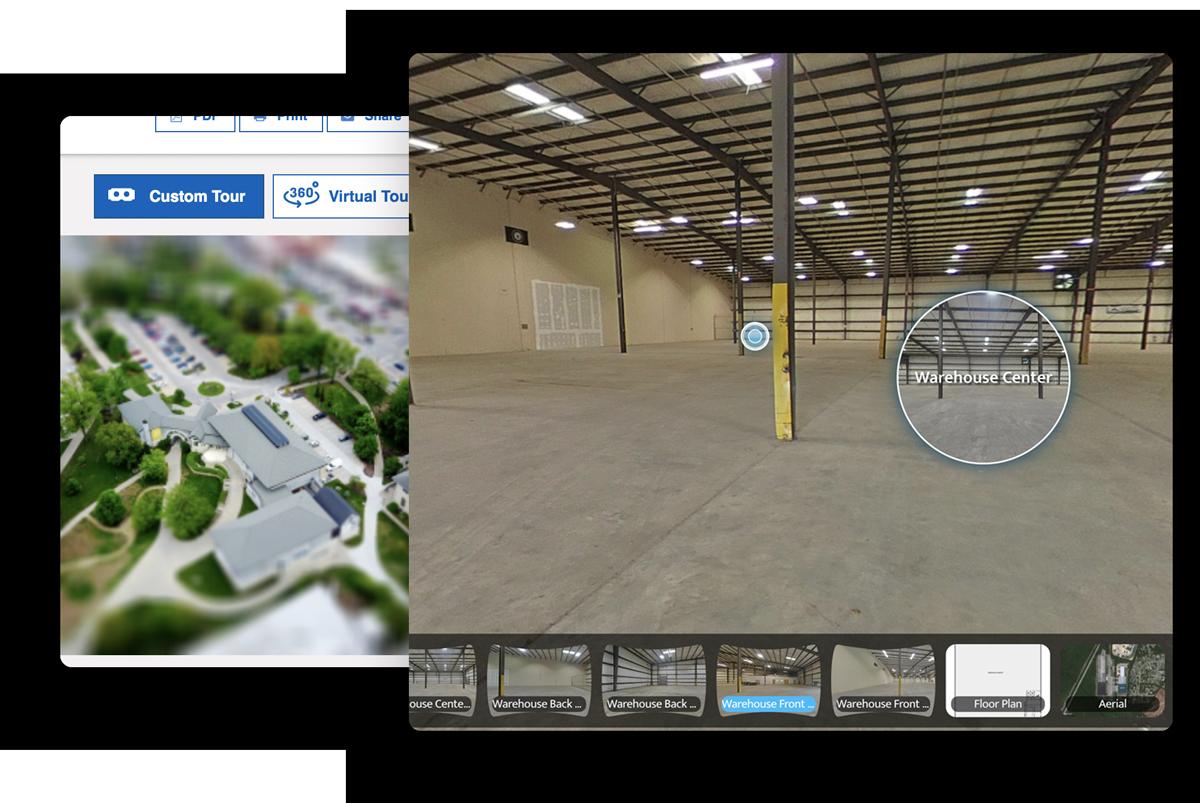 GIS Planning Properties Custom Tour
