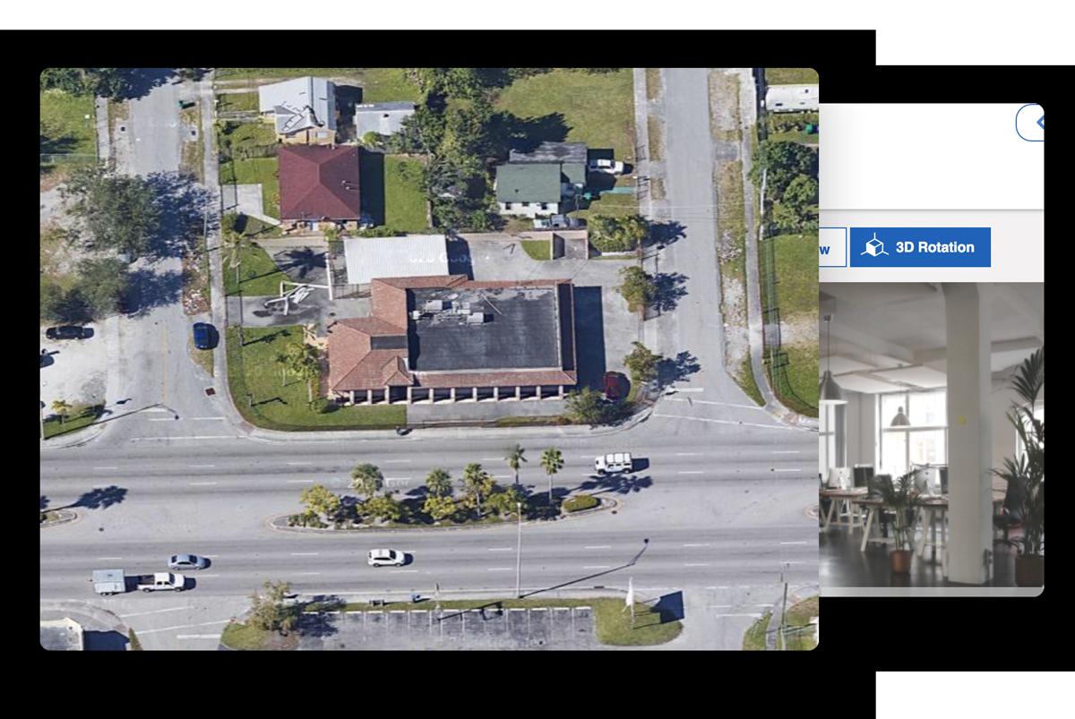GIS Planning Properties 3D Rotation