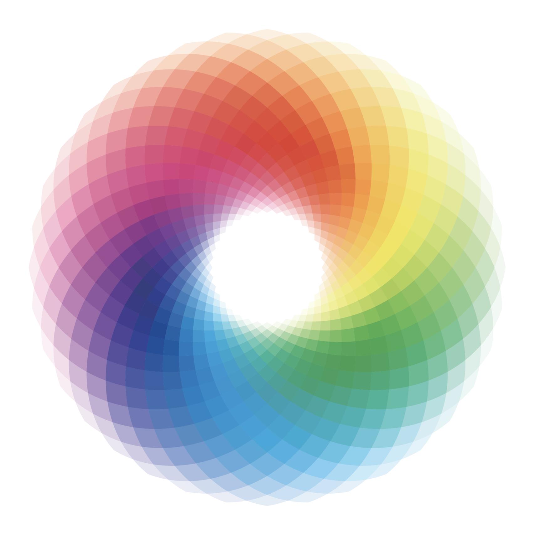 Color wheel regular