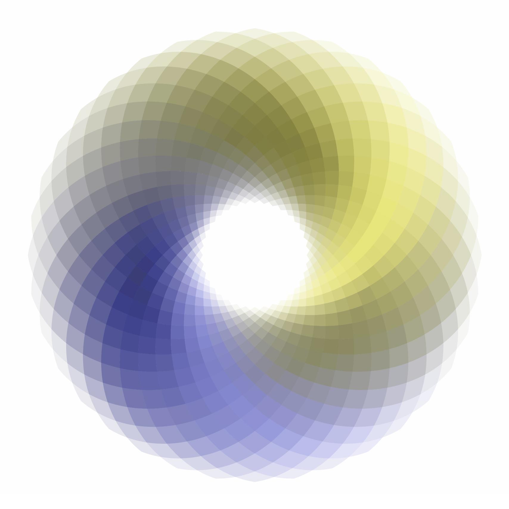 Color wheel deuteranopia