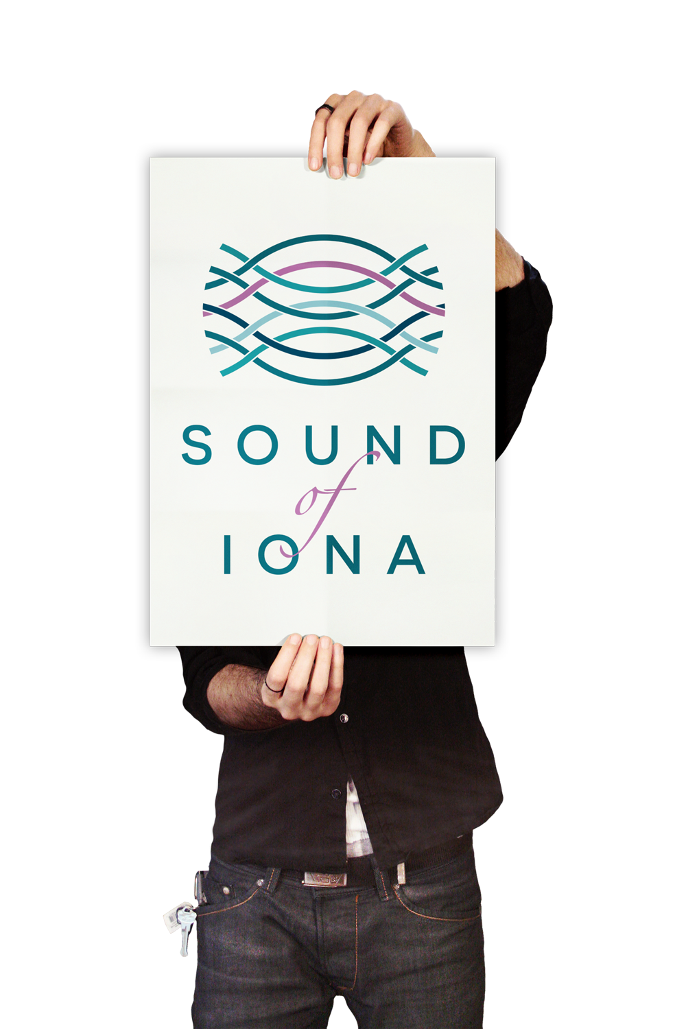 Sound of Iona logo  Skein Agency digital design marketing Glasgow