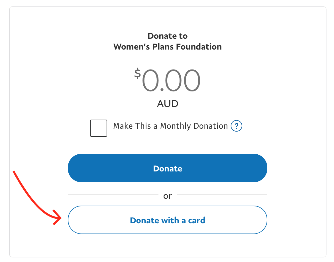 Get Involved | Women's Plans Foundation | Delivering Family