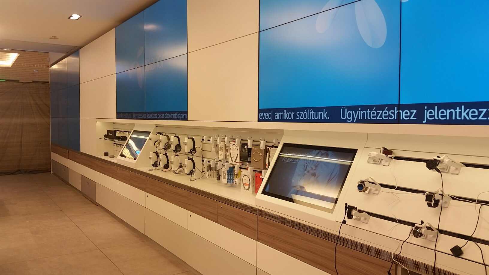 DIY In-store Interactive Kiosks using Intuiface