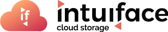 Intuiface cloud storage