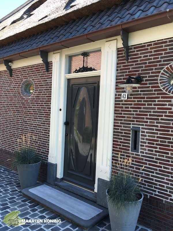 Origenele voordeur