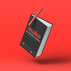 MAKE book by  Pieter Levels
