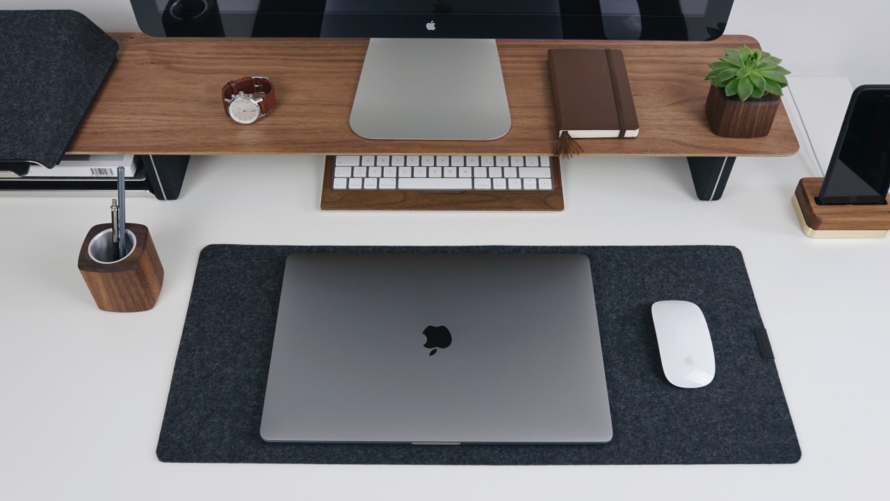 Image of a workspace