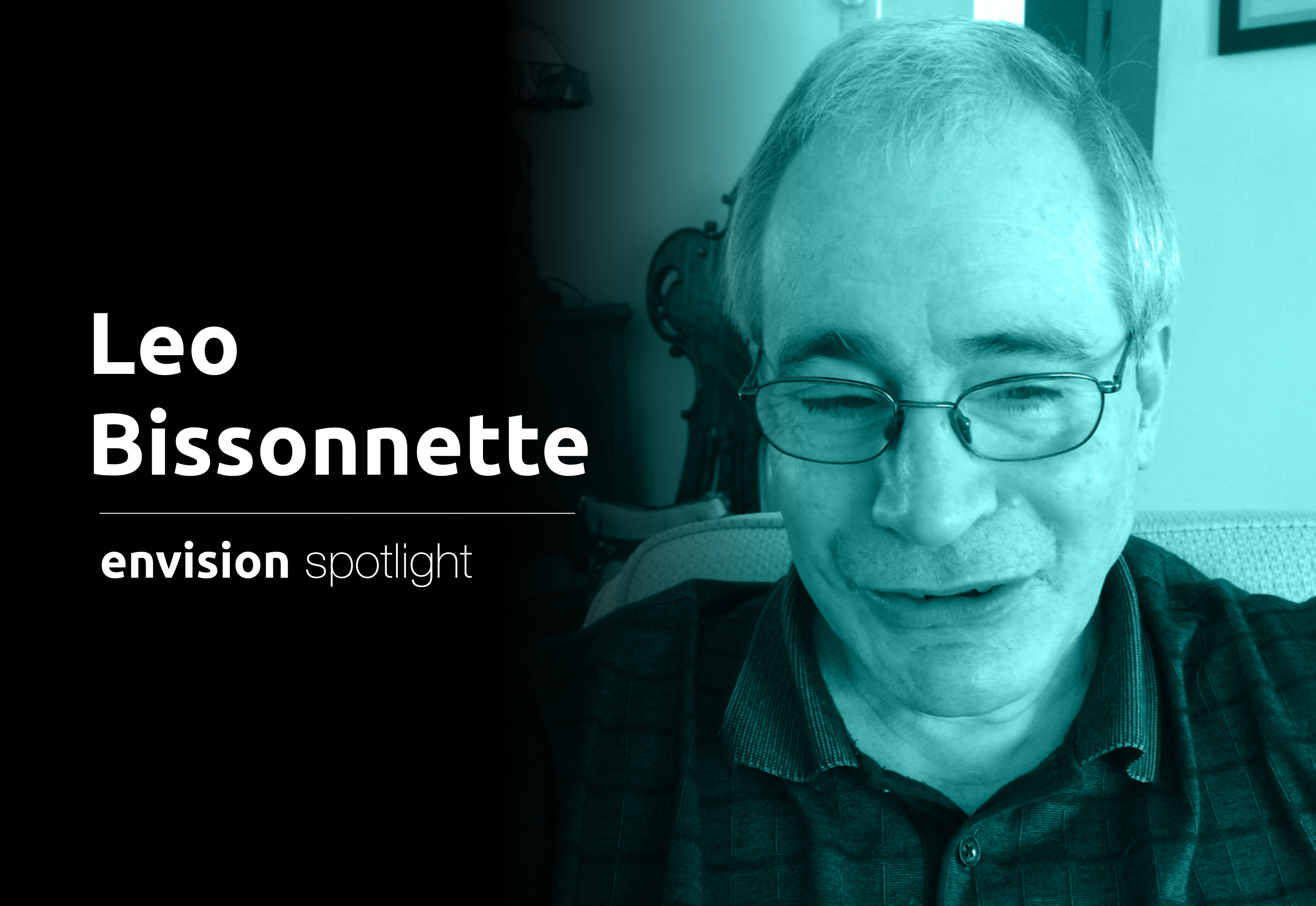 A photo of Leo Bissonnette