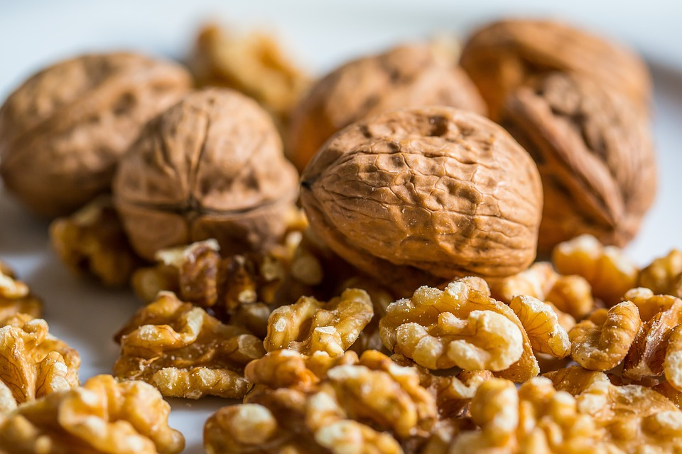 Image of walnuts