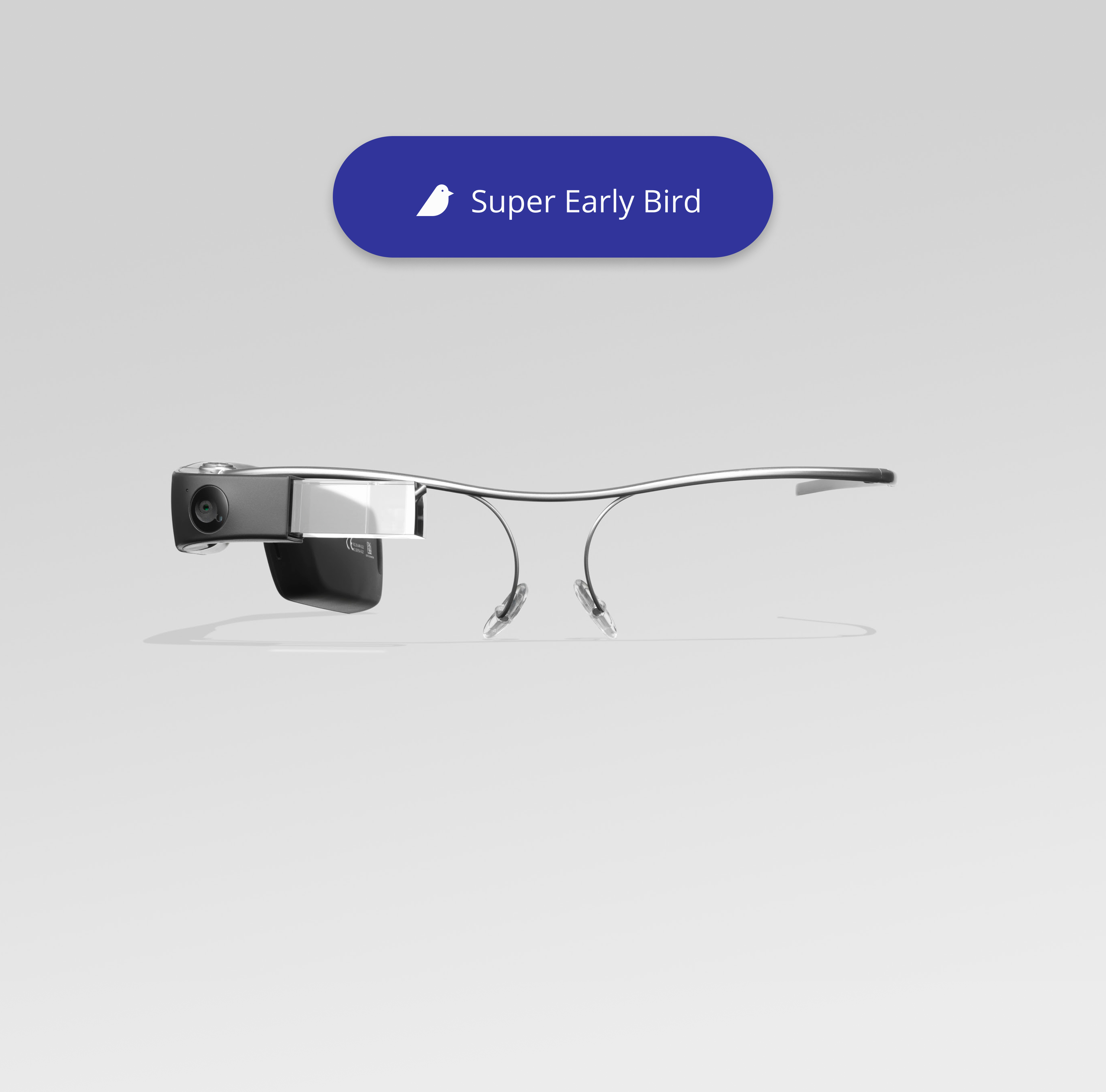 Envision Glasses - Super Early Bird