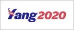 Yang 2020 presidential campaign logo