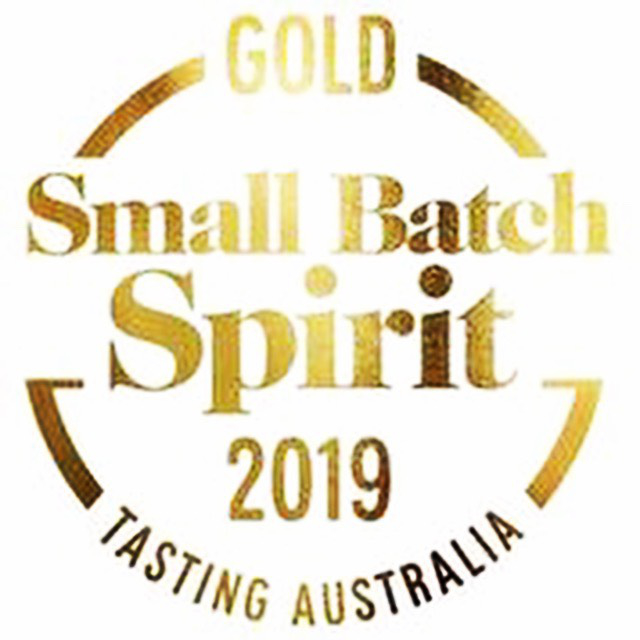 Small Batch Spirit Gold Award