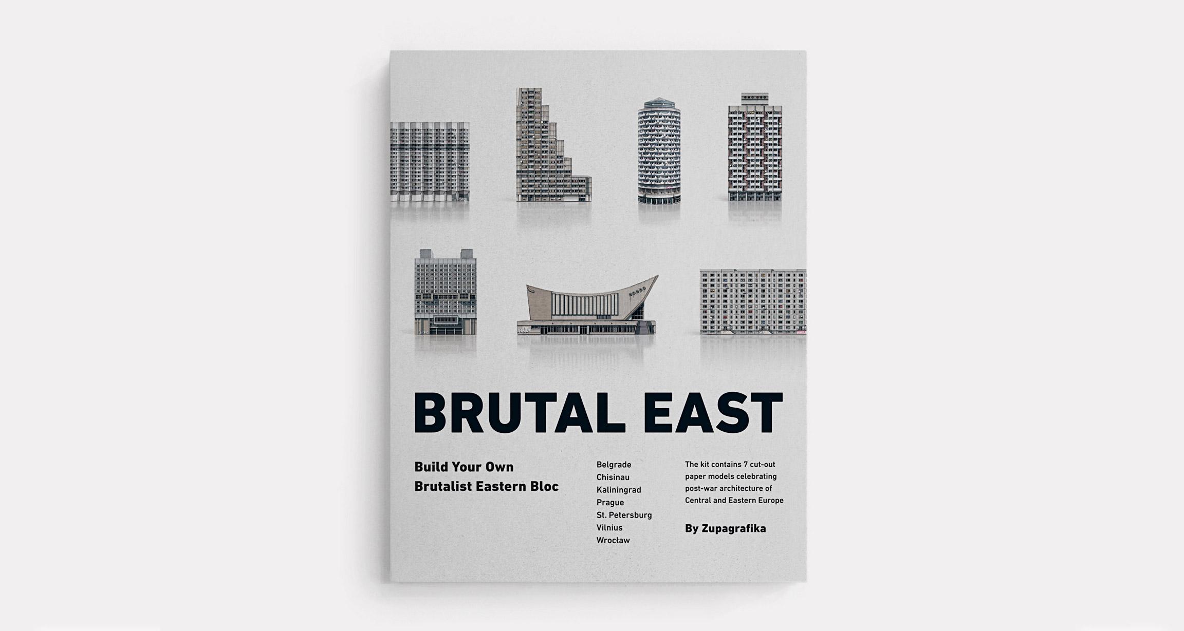 Brutal East: Build Your Own Brutalist Estern Bloc