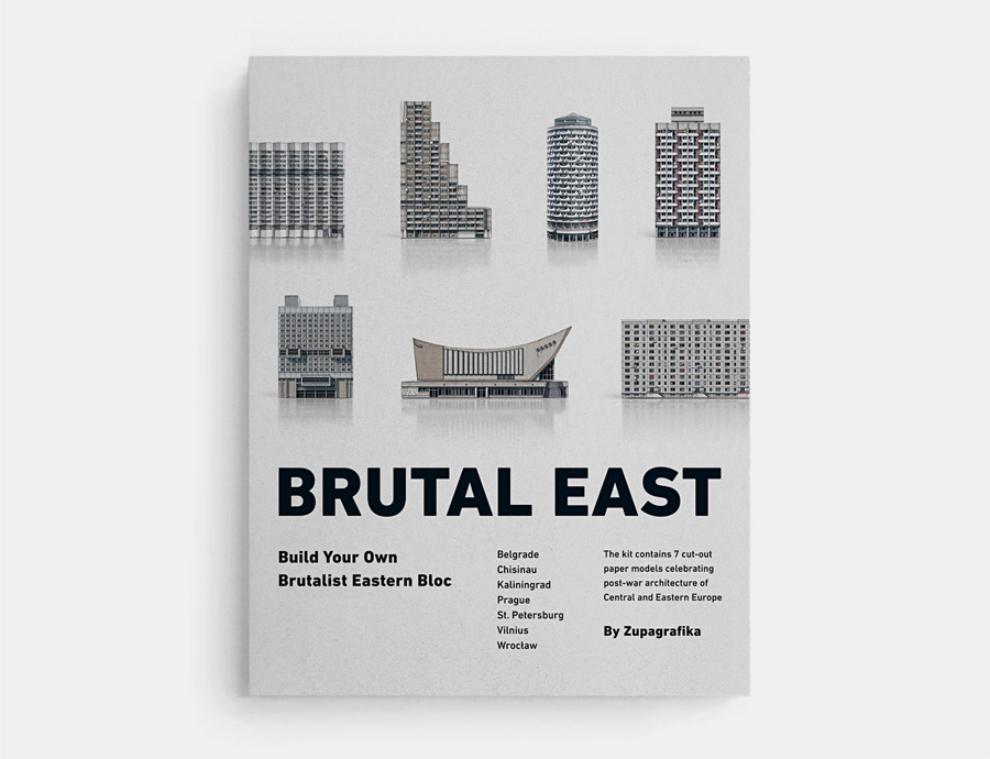 Modern East: Build Your Own Modernist DDR